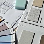moodboard design interior materiale.paletar culori lavabila. mostrar ceramica