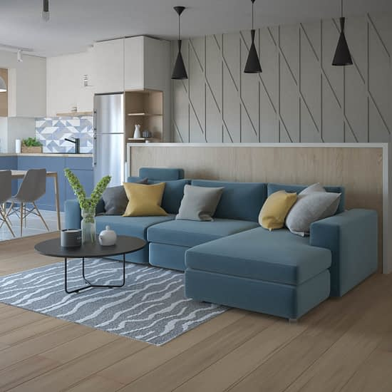 amenajare design interior apartament cluj napoca living